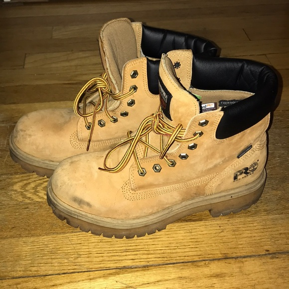 Timberland Shoes   Pro Series Boots